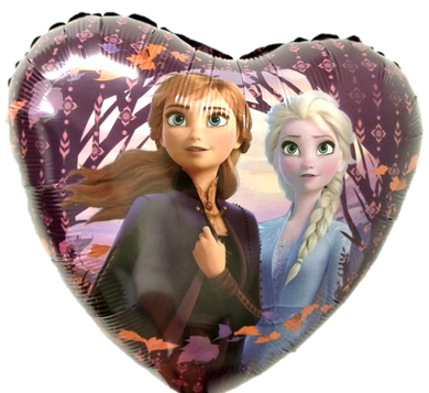 Globo Satin Frozen 2 Love 18