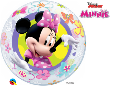 Burbuja Disney Minnie Mousse Bow-Tique 22