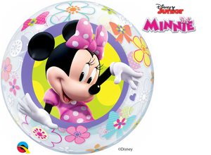"Burbuja Disney Minnie Mousse Bow-Tique 22"" / 56 cm"