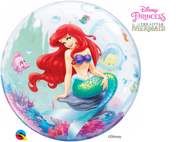 Burbuja Disney The Little Memaid  22