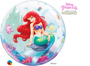 "Burbuja Disney The Little Memaid  22"" / 56 cm"