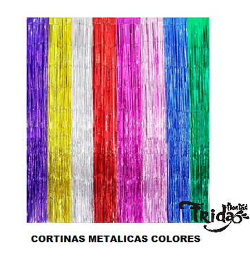 Cortinas Metalicas Colores