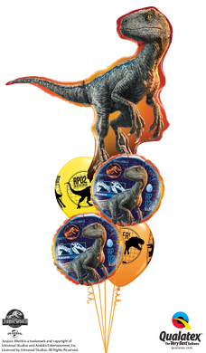 Bouquet Jurassic World