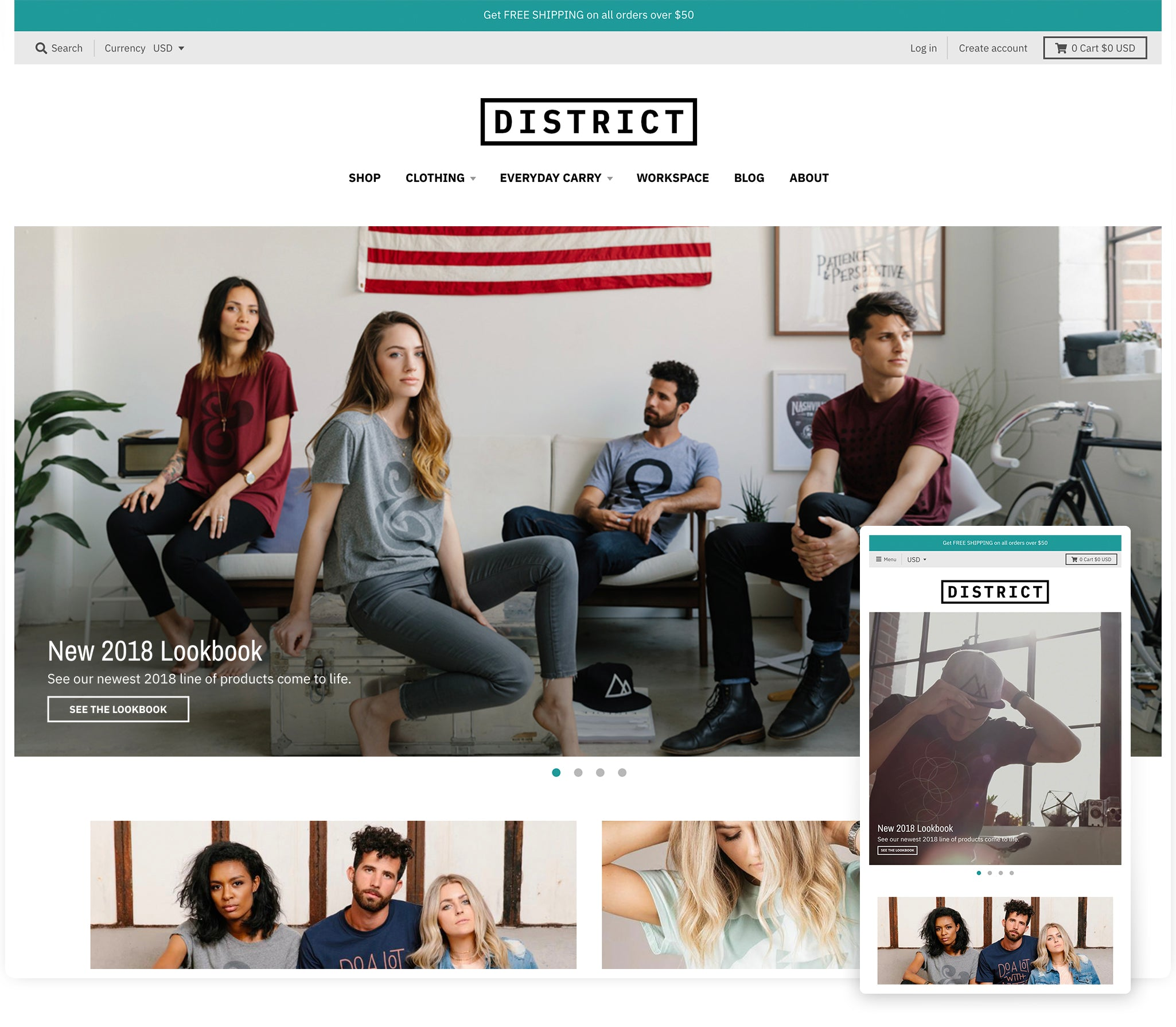 District Theme for Shopify – Style Hatch