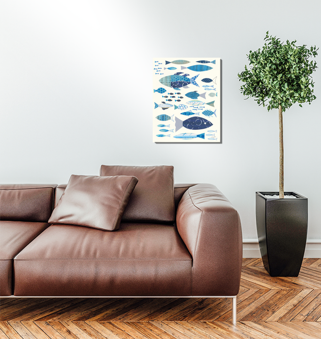 Go With the Flow II Wall Art <br>(46853)<br> - New Depictions | Wall Art Prints
