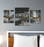Urban Gold II Multi-Panel Canvas <br>(50275)<br>