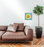 Mellow Yellow II Turquoise Wall Art <br>(45907)<br>