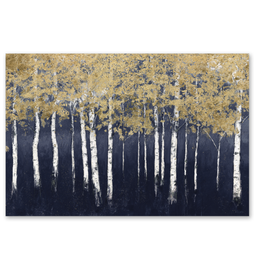 Shimmering Forest Indigo Wall Art <br>(55721)<br>