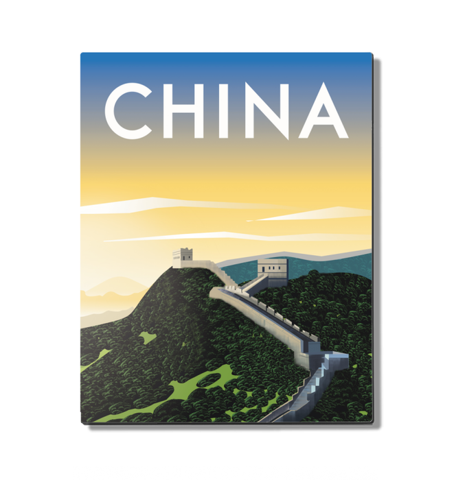 China   <br>(62031)<br> - New Depictions | Wall Art Prints