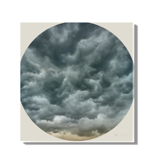 Cloud Circle III Wall Art <br>(57547)<br> - New Depictions | Wall Art Prints