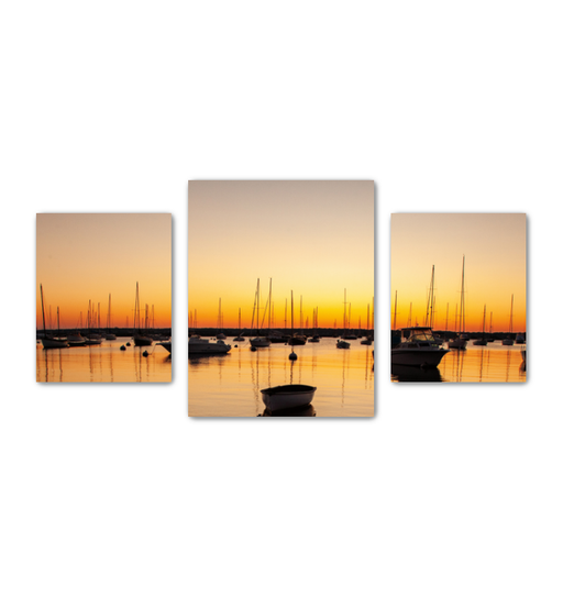 Marthas Vineyard Sunset II Wall Art <br>(53596)<br>