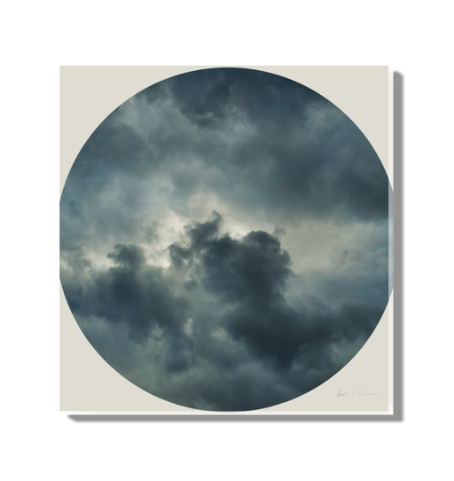 Cloud Circle II Wall Art <br>(57546)<br> - New Depictions | Wall Art Prints