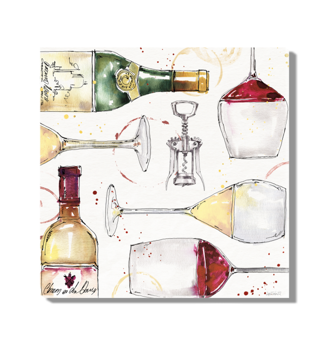 Oaked and Aged II Wall Art <br>(52234)<br> - New Depictions | Wall Art Prints