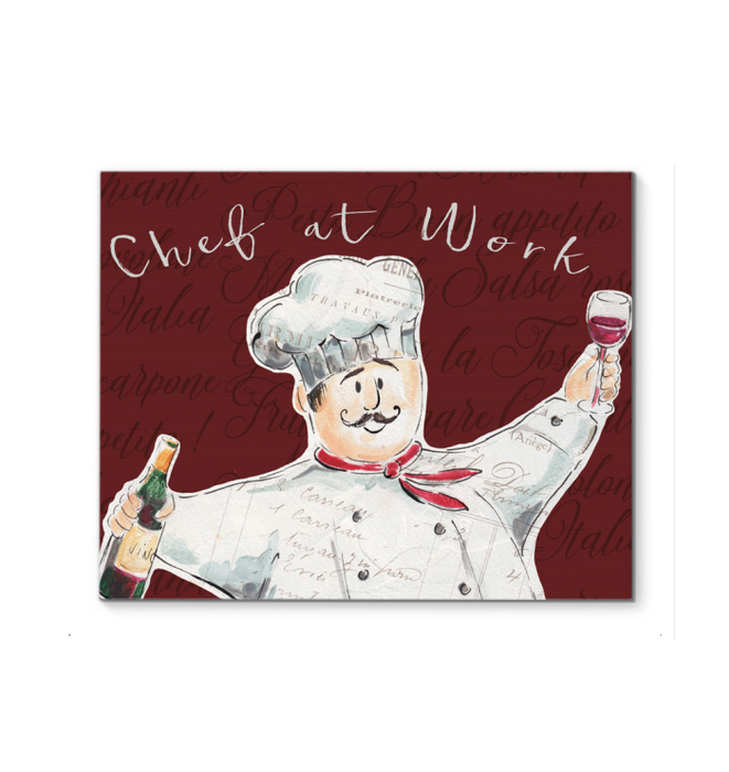 Chef at Work II <br>(52668)<br> - New Depictions | Wall Art Prints