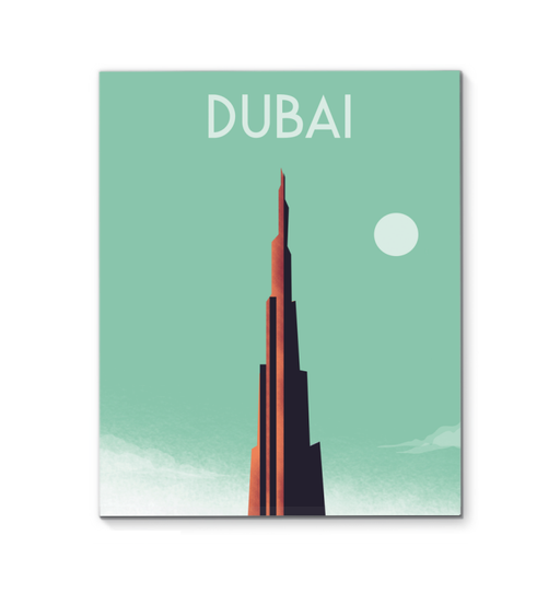 Dubai   <br>(62032)<br> - New Depictions | Wall Art Prints