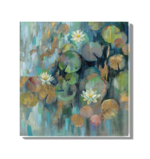 Magic Lily Pond Wall Art <br>(54372)<br> - New Depictions | Wall Art Prints