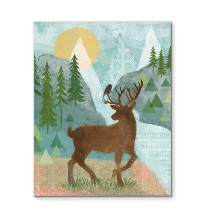 Woodland Forest II Wall Art <br>(58759)<br> - New Depictions | Wall Art Prints