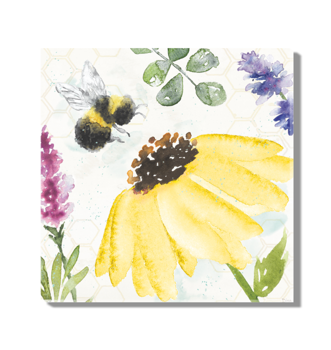 Bee Harmony III Wall Art <br>58648<br> - New Depictions | Wall Art Prints
