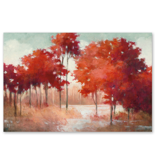 Autumn Lake Wall Art <br>(50233)<br>