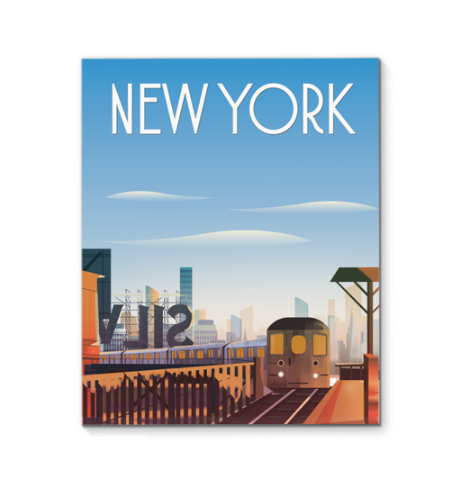New York City   <br>(62039)<br> - New Depictions | Wall Art Prints