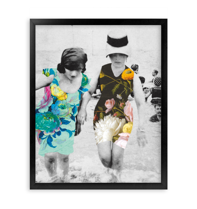 Beach Party Wall Art <br>(48087)<br> - New Depictions | Wall Art Prints