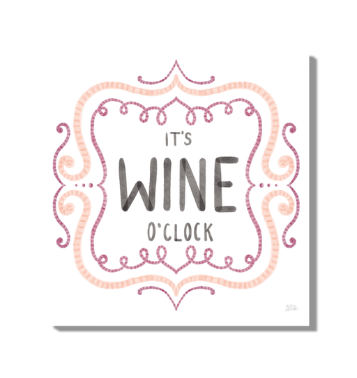 Wine Thoughts II Wall Art <br>(59972)<br>