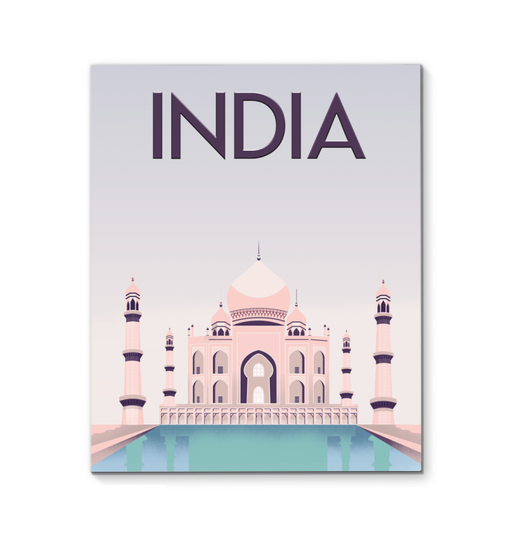 India   <br>(62036)<br> - New Depictions | Wall Art Prints