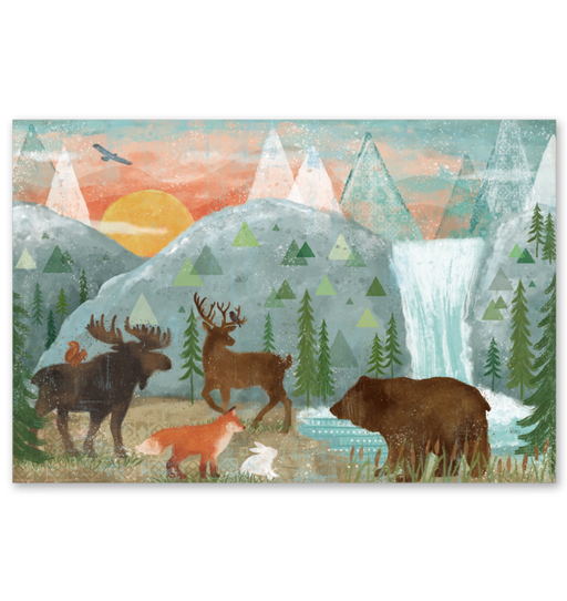 Woodland Forest I Wall Art <br>(58758)<br>