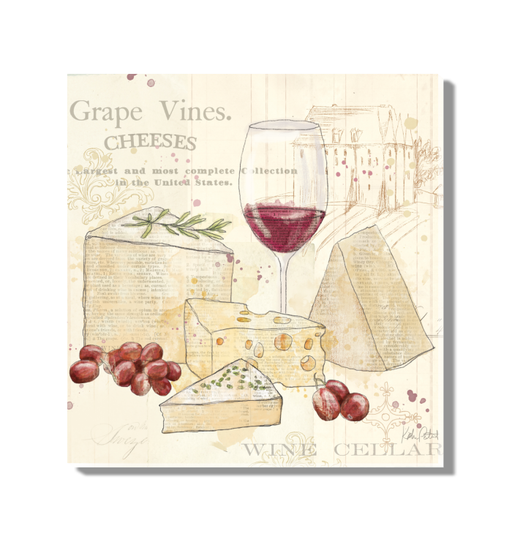 Chateau Winery VI Wall Art <br>(45383)<br>