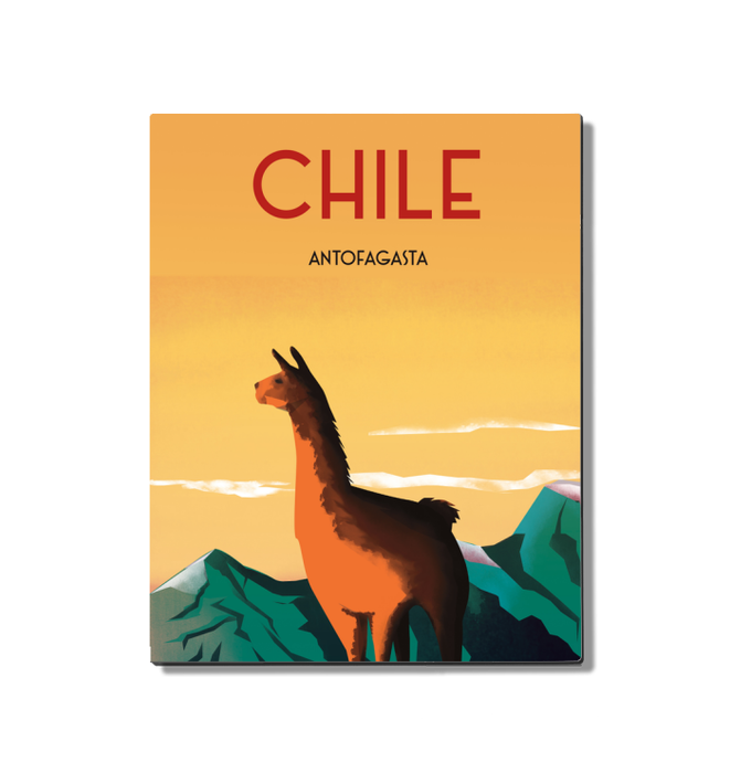 Chile   <br>(62030)<br> - New Depictions | Wall Art Prints
