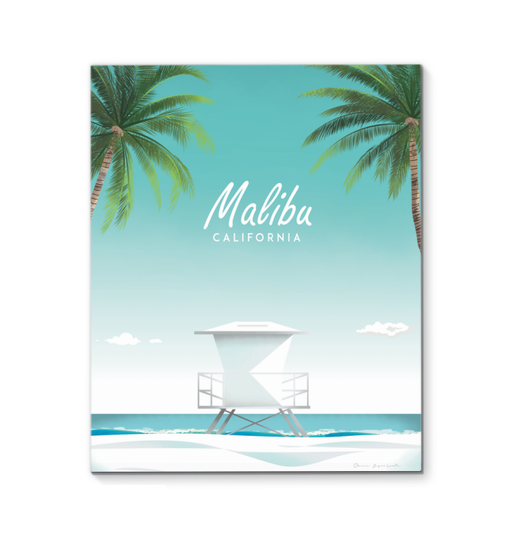 Malibu   <br>(62037)<br> - New Depictions | Wall Art Prints