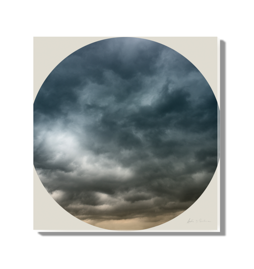 Cloud Circle I Wall Art <br>(57545)<br> - New Depictions | Wall Art Prints