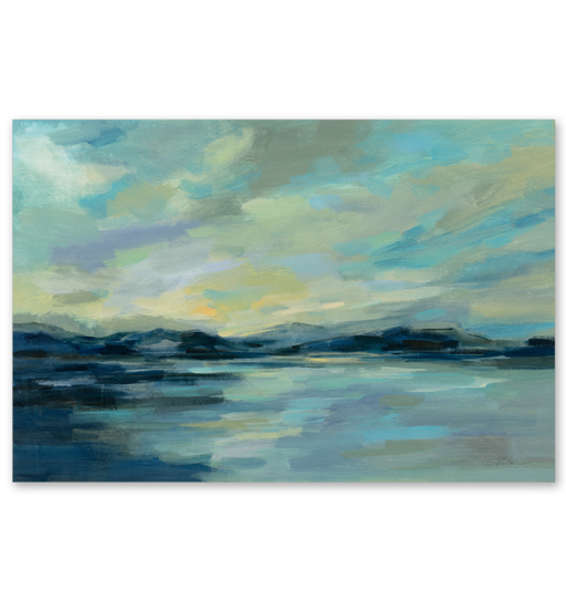 Indigo Sea Wall Art <br>(56259)<br>