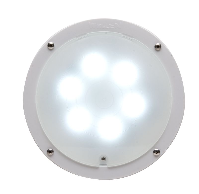 "Whelen - Interior Light, 8"" Round"