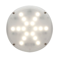 "Whelen - Interior Light, 6"" Round"