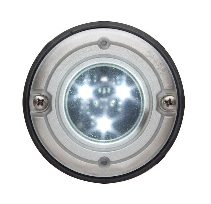 "Whelen 3"" Round Super-LED® Compartment Light, White- 3SC0CDCR"