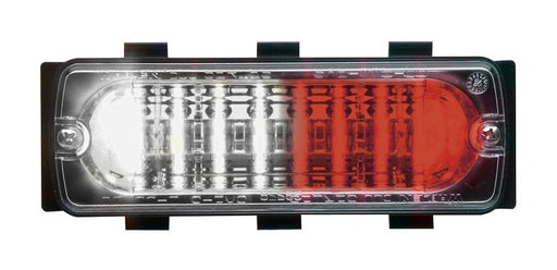 Whelen 500 Series Red/White Linear Super-LED® Lightheads, 50CR2ZCR