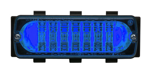 Whelen 500 Series Blue Linear Super-LED® Lightheads, 50B02ZBR