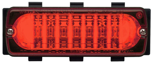 Whelen 500 Series Red LED – Clear Lens Linear Super-LED® Lightheads, 50R02ZCR