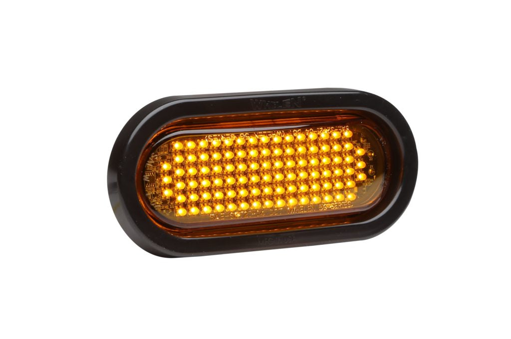 5G LED FLASHER AMBER