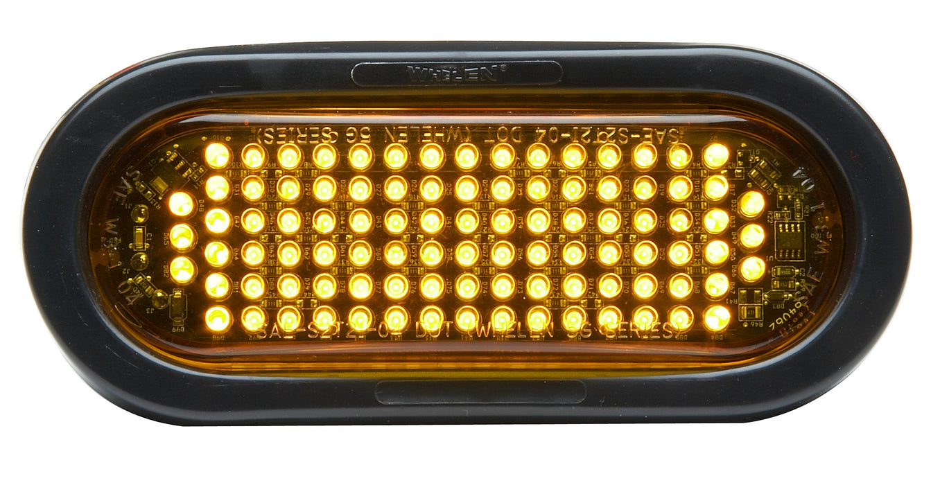 Whelen 5G LED Flasher, Amber- 5GA00FAR-AE