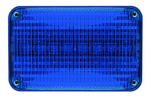 Whelen 600 Series Super-LED® Lightheads, Blue LED/Lens, 60B02FBR