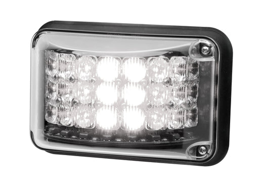 Whelen 600 Series Super-LED® Rota-Beam™ White Lightheads, 6RBC