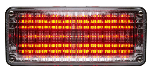 Whelen 700 Series Super-LED® Red/Clear Lighthead, 70R02FCR
