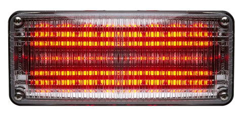 Whelen 700 Series Super-LED® Red Lighthead- 70R02FCR
