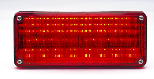 Whelen 700 Series Super-LED® Red Lighthead, 70R02FRR