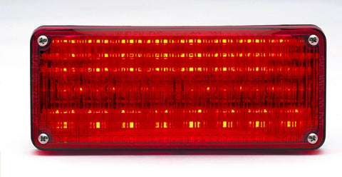 Whelen 700 Series Red Lighthead- 70R02FRR