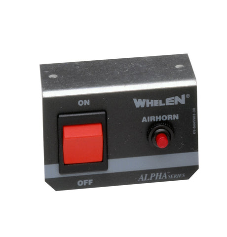 Whelen Optional Remote Switches for Alpha™ Siren Series, ALPHA 2