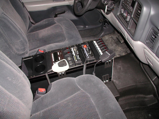 "Havis 24"" Enclosed 10"" high console, C-2410"