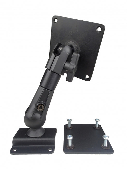 "Havis Universal Rugged Articulating Dual Ball Mount, 7"" tall, C-MD-401"